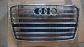 Audi A8 D4 S8 рестайлинг решетка радиатора