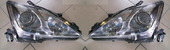 Lexus IS фары ксенон 2005-