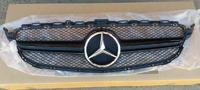 Mercedes W205 решетка радиатора AMG e63 Black
