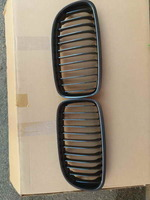 BMW E90 Решетки радиатора Карбон Рестайлинг