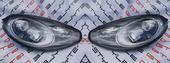 Porsche Panamera FULL LED фары 2014-