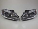 Вольво S60 II рестайлинговые фары адаптивный ксенон 2013-