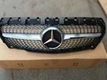 Mercedes W117 CLA Решетка радиатора AMG Diamond