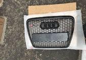 Audi A6 C6 рест/дорест решетка радиатора RS6 черная