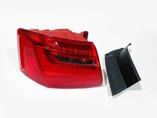 Audi А6 С7 до рестайлинга задний левый фонарь в крыло