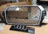 Audi Q3 решетка радиатора стиль RSQ3 рест