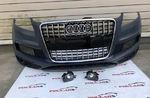 Audi Q7 Бампер передний S-line рестайлинг