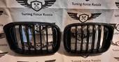 BMW X3 G01 решетка радиатора