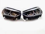 BMW X4 G02 фары FULL LED