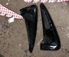 BMW X5 F15 жабры М стиль черные комплект
