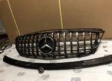 Mercedes CLS W218 решетка и спойлер AMG GT