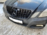Mercedes W212 до рестайлинга решетка радиатора в стиле GT