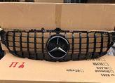 Mercedes W218 решетка радиатора AMG GT 2015-2018